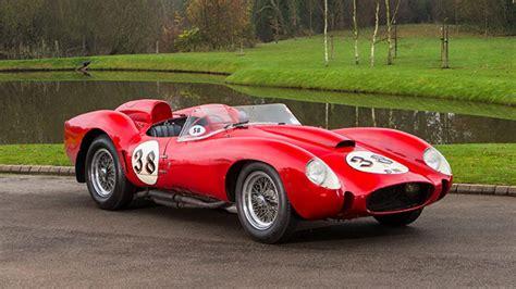 Ferrari 250 Tr Sells For £24m  Top Gear