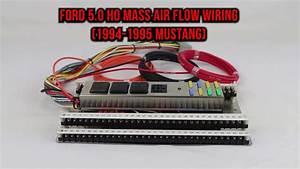 78 Mustang V8 Wiring Harnes