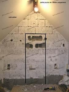 forum maconnerie trou de petite dimension dans mur porteur With faire une ouverture dans un mur porteur en parpaing