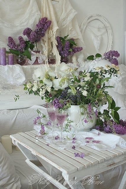 Best 20 Purple  Shabby Chic Images On Pinterest Other