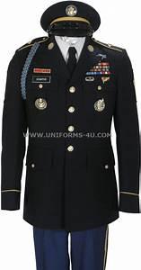 U S  Army Enlisted Male Asu Blue Coat
