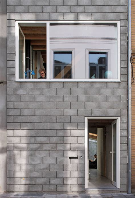 cinder block house we explain the different styles of concrete blocks