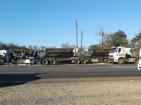 truck strike drivers driver turn working conditions trucks lowvelder improve n4 parked ends update