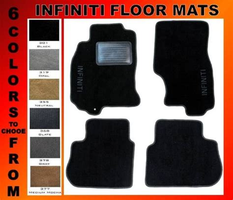 infiniti g37 floor mats 2012 infiniti floor mats floor mats for infiniti