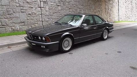 Bmw E24 M6 by 1984 Bmw E24 M635csi M6 For Sale