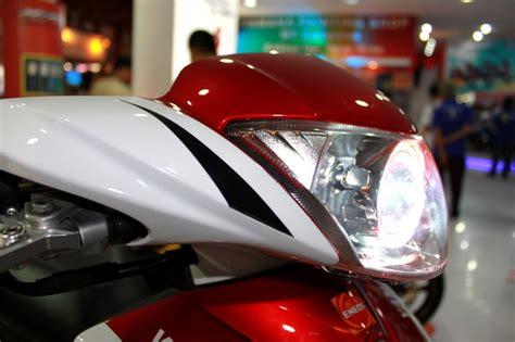Modifikasi Mio J Putih by Modifikasi Mio J Merah Putih Modif Motor 2017