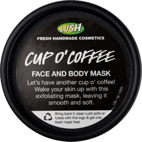Lush cup o' coffee face mask recorded in 4k ultra hd for more subscribe at. Cup O' Coffee | -Face Masks, -Cleansers | Lush Fresh Handmade Cosmetics UK