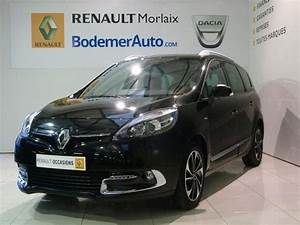 Fap Scenic 2 : voiture occasion renault grand scenic iii dci 130 energy fap eco2 bose 7 pl 2015 diesel 29600 ~ Gottalentnigeria.com Avis de Voitures