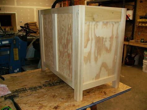 kitchen islandwork center plans woodworking talk