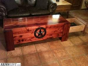 Coffee Table Gun Safe