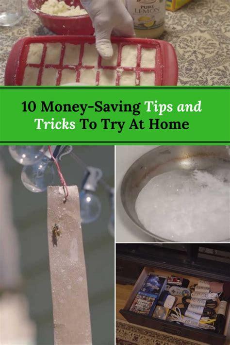 money saving tips  tricks    home home