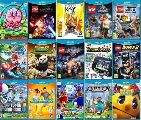 Nintendo Wii U 500gb 90 Wiiu Juegos Mejor Que Switch ...