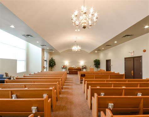 Brown Funeral Home by Mcdougall Brown Funeral Home Scarborough Chapel