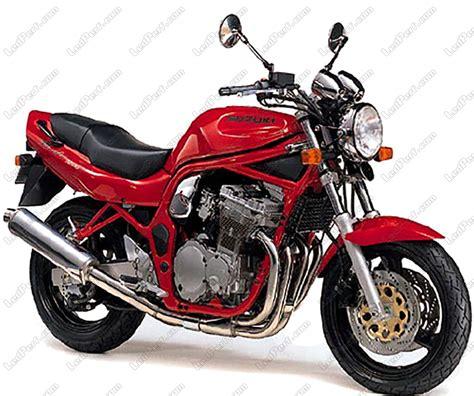 97 Suzuki Bandit 600 by Pack Headlights Xenon Effect Bulbs For Suzuki Bandit 600 N