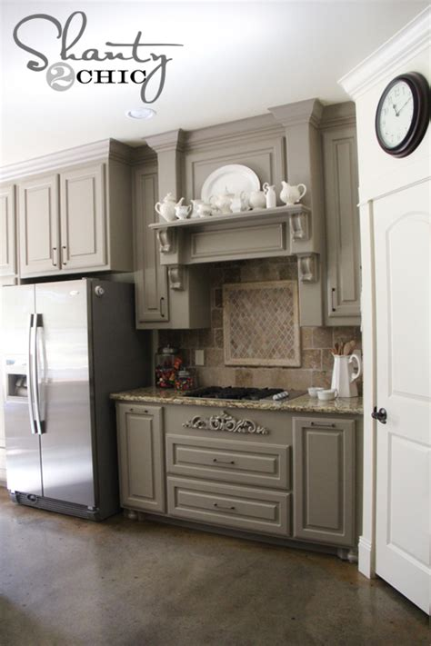 paint colors to go with gray cabinets remodelaholic grey and white kitchen makeover