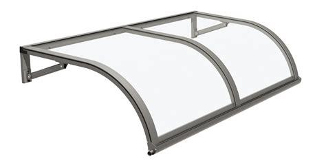 Tettoie Per Porte D Ingresso by Pensilina Arco Pensilina In Alluminio Con Policarbonato