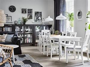 Create new traditions with friends and family ikea for Table salle a manger ikea
