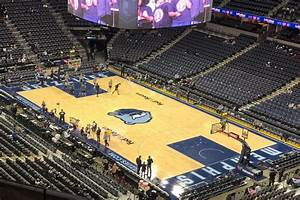 Memphis Grizzlies Seating Chart Fedex Forum