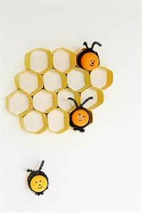 Toilet Paper Rolls Honeycomb Tutorial