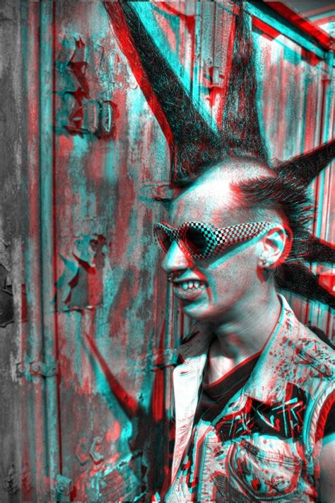 3d Effekt Bilder by Stereoscopic 3d Effect With Anaglyph Images Put Your 3d