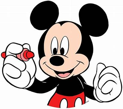 Mickey Mouse Clipart Disney Drawing Clip Cliparts