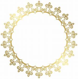 Free clipart round ribbon border - Clipart Collection ...