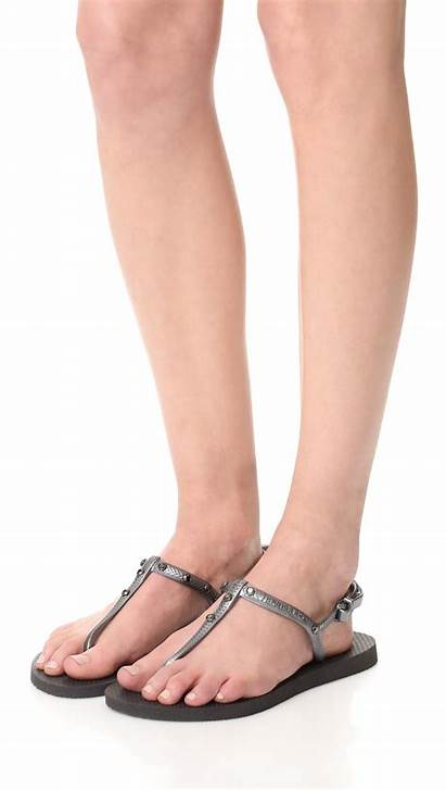 Havaianas Sandals Freedom Crystal Shoes