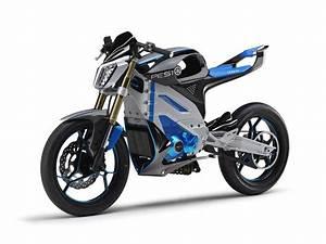 Yamaha Electric Bike Concept - Pes1 Wallpapers