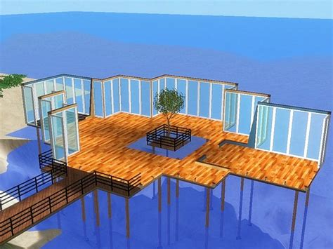 mod the sims the lake house