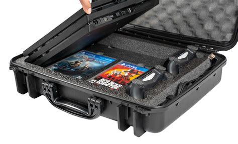Playstation 4 Pro Ps4 Pro Heavy Duty Travel Case Case