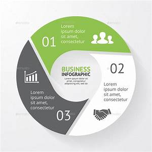Circle Infographic Diagrams  Psd  Eps  Ai  By Infographic