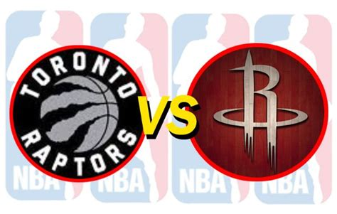 Toronto Raptors vs Houston Rockets live stream online- NBAbite