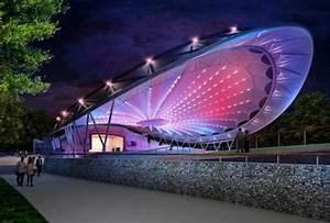 Modern Amphitheater Google Search Motor Planet Worlds