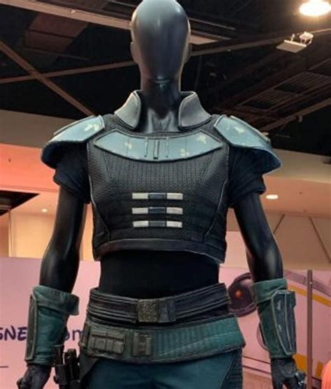 Shop The Mandalorian Gina Carano Jacket | Star Wars Cara ...