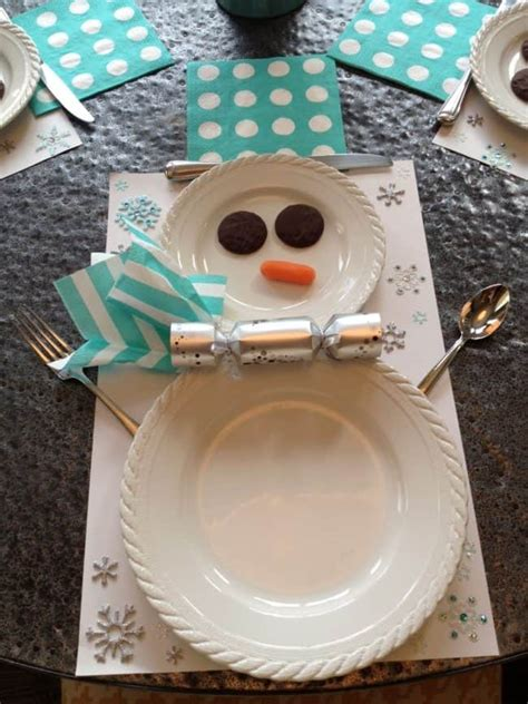 ideas for christmas plate designs the best table setting decorations home decor