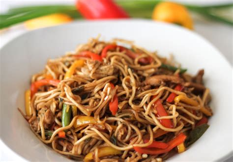 hakka cuisine recipes chicken hakka noodles crave cook click