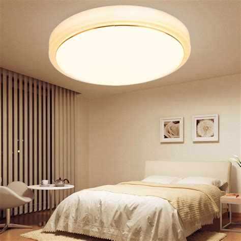 18w Round Led Ceiling Light 3000 Lumens Flush Mount