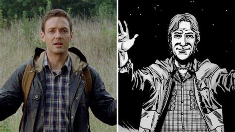 ross marquand vs justin timberlake the walking dead 5 170 temporada quem 233 aaron