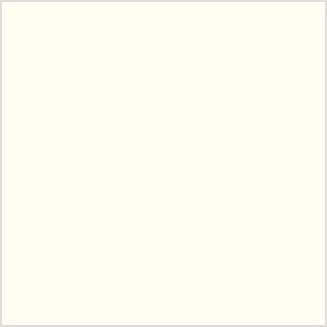 ivory the color fffff0 hex color rgb 255 255 240 ivory yellow green