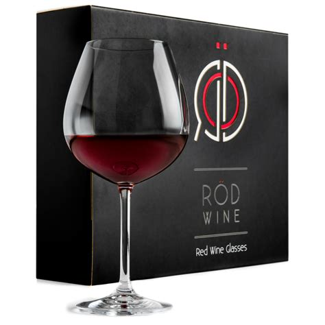 Red wine glass and bottle. ROD Wine - Red Wine Glasses | RÖD Wine