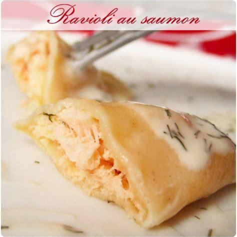 raviolis de saumon et sauce citronn 233 e chefnini