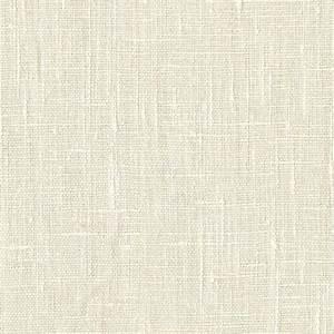 European 100% Linen Cream - Discount Designer Fabric