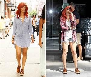 Rihannau0026#39;s Prada wing-tip platform espadrille oxfords would you wear them? - batch!please