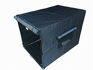 dogwidgets dog crate kennel cover 36quot large size With waterproof dog kennel cover