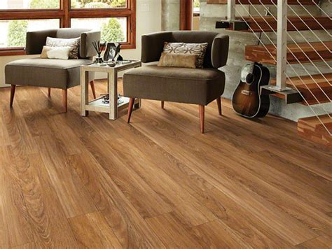 Shaw Commercial Lvt Flooring by Shaw Classico Plank Lvt Click Lock Teak Traditional
