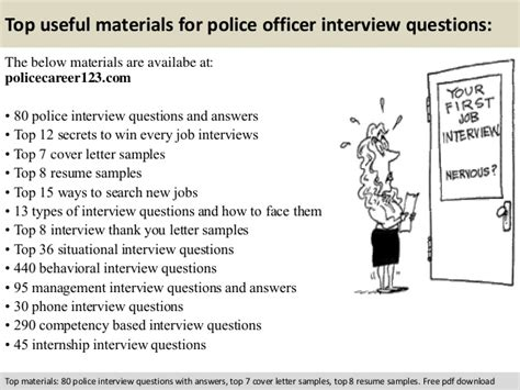 officer questions