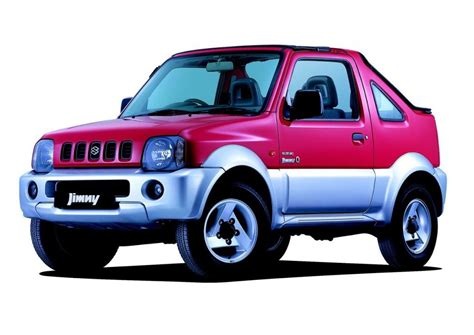 suzuki jimny soft top review   parkers