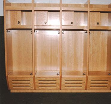 Spinde Aus Holz by Delta State Baseball Wood Lockers Metal