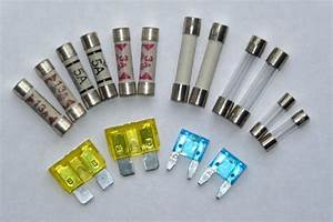 Fuse Identification Chart The Many Types Of Fuses Axial Cartridge Surface Mount