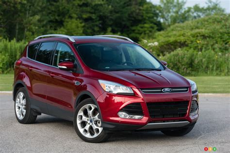 ford escape review car reviews auto